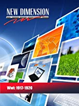 WWI: 1917-1920