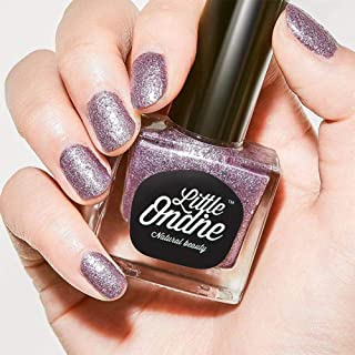 Little Ondine Peel Off Glitter Nail Polish,Non-Toxic and Odorless(L023-Butterfly Effect)