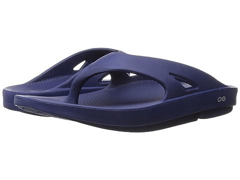 BlackBlack Sandal OOFOS 1CitronFuchsiaNavyPeriwinkleRedSlate OOriginal OOFOS OOriginal xUwxqv7Y