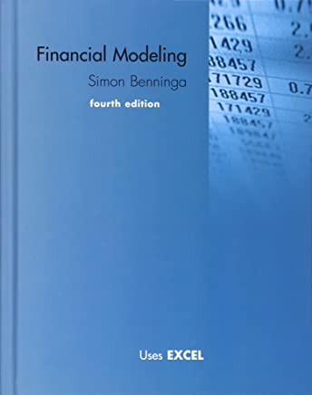 Financial Modeling: With a Section on Visual Basics for Applications