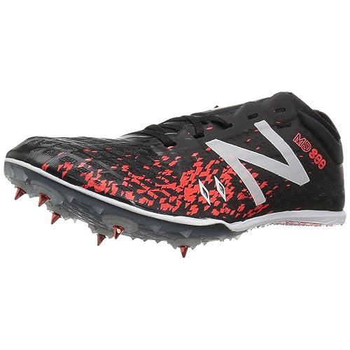 e8aa6640a2272 New Balance Men's Mmd800v5 Spike Track & Field Shoes