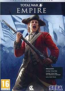 Empire Total War Complete Edition (PC & MAC DVD)