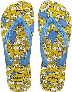 Havaianas Simpsons, Chanclas Unisex Adulto