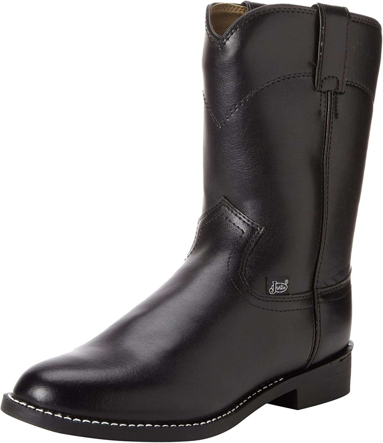 1 year warranty Justin Boots Men's Courier shipping free 3001 Farm Boot 10