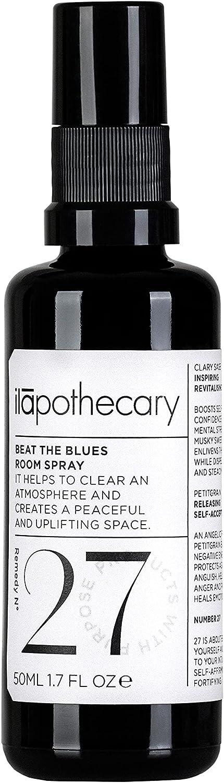 ilapothecary Max 42% OFF Beat 4 years warranty The Blues Room 50ml Spray