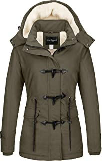 Best green coat with hood Reviews