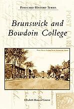 Brunswick and Bowdoin College (Postcard History)