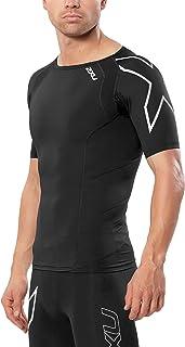 2XU Men's Short Sleeve Compression Top