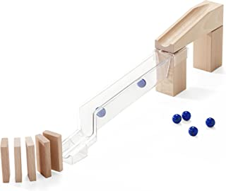 HABA Ball Track – Complementary Set Marble Canyon    Wooden Marble Run, Toys for 4 Year Old   303947