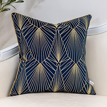 BLUE LINES Pillow