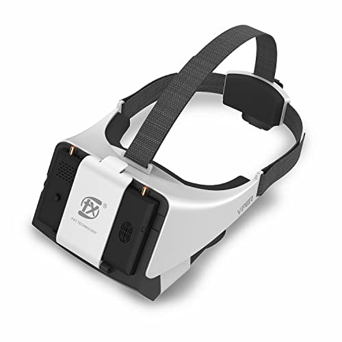 980af432d New V2.0 Version FXT Viper FPV Goggles 5.8GHz Video Glasses Support Wearing  Glasses