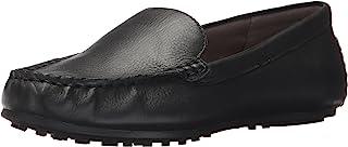 حذاء بدون كعب سهل الارتداء للنساء من Aerosoles, (جلد أسود), 40 EU