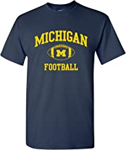 NCAA Classic Football Arch, Team Color T Shirt, College, University