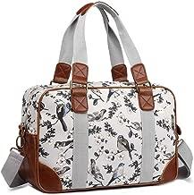 Miss Lulu Ladies Tote Handbag Cross Body Bag Cute Fresh Bird Flower Girls Women
