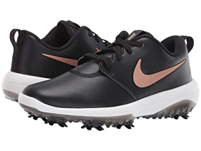 Nike Golf Roshe G Tour (Black/Metallic Red Bronze/Summit White) Women