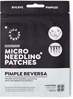 VICEREVERSA Microneedle Pimple Patches | Prevent &