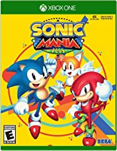 Best sonic mania plus xbox one reversible cover Reviews