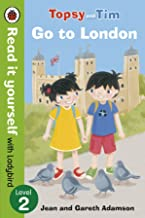 Topsy And Tim. Go To London RIY 2 (Read It Yourself) [Idioma Inglés]: Level 2