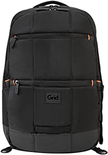 Targus Grid Advanced High-Impact Protection Backpack for 14-Inch Laptops, Black (TSB857)