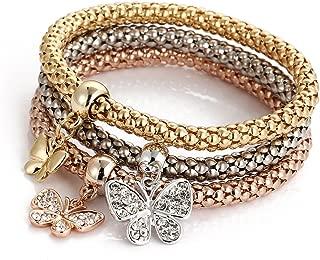 Best butterfly bracelets wholesale Reviews