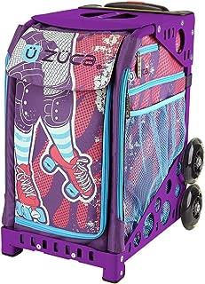 Zuca Sport Insert Bag Roller Girl w/ Sport Frame (Purple)