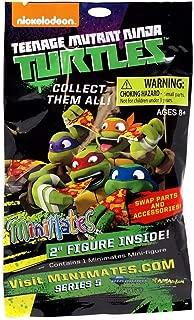 Minimates Teenage Mutant Ninja Turtles Series 5 Blind Bag Figure