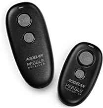 Wireless Remote Control Shutter Release for Nikon D200, D300, D750, D5000, D5100, D5200, D5600, D7200, D7500, Z6, Z7, D800, D850, Coolpix P1000