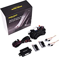 $99 » STEELMATE Universal Ultrasonic Car Blind Spot Detection System (BSD) Lane Change Assistant (LCA) Rear Cross Traffic Assist...