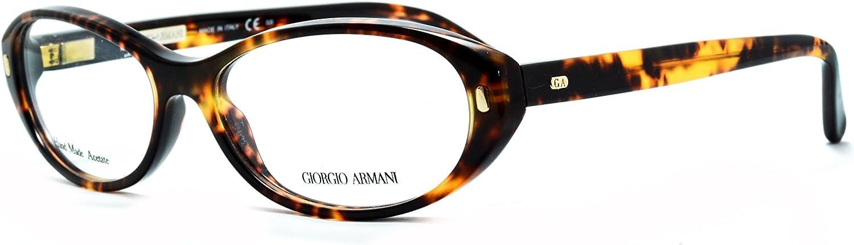 Giorgio Armani eyeglasses GA889 P0R,Size 5315135