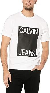 Calvin Klein Jeans Men's Box Front T-Shirt