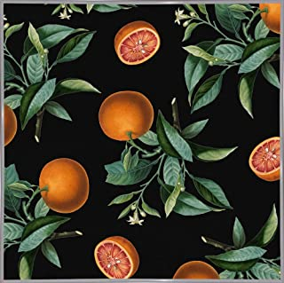 """Frame USA Nature's Bounty-Oranges 24""""x24"""" by Mindy Sommers-MINSOM98967 Print, 24x24, Metal Frame White"""