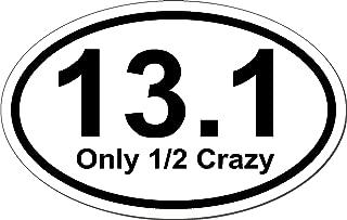 13.1 Only half Crazy 5.5