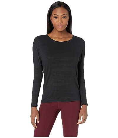 SKECHERS Performance Reformer Long Sleeve Top (Black) Women