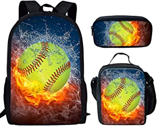 softball fire and water