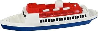 Smer Ocean Liner Toy (red)