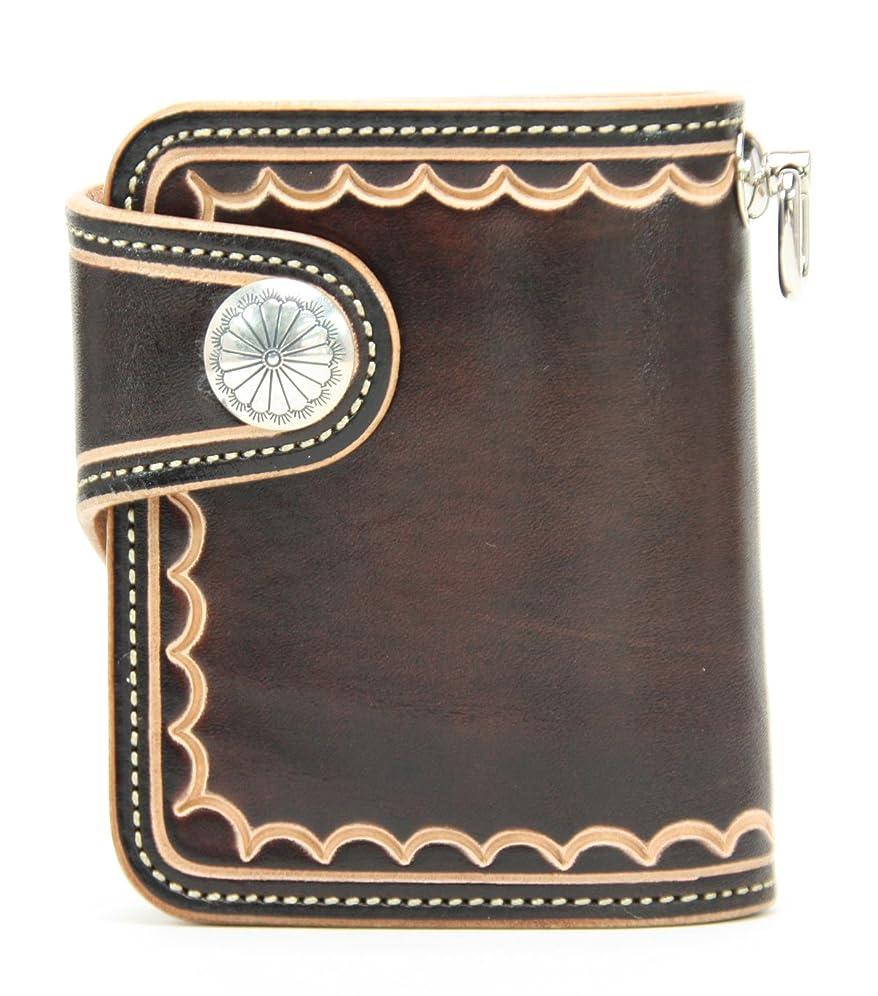 ぶどう嵐が丘言い直すKC,s Leather Craft LUGGAGE メンズ US サイズ: One Size カラー: ブラウン
