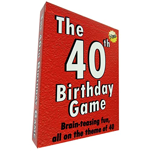40th Birthday Ideas Amazoncouk
