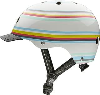 Nutcase – Patterned Street Bike Helmet for Adults