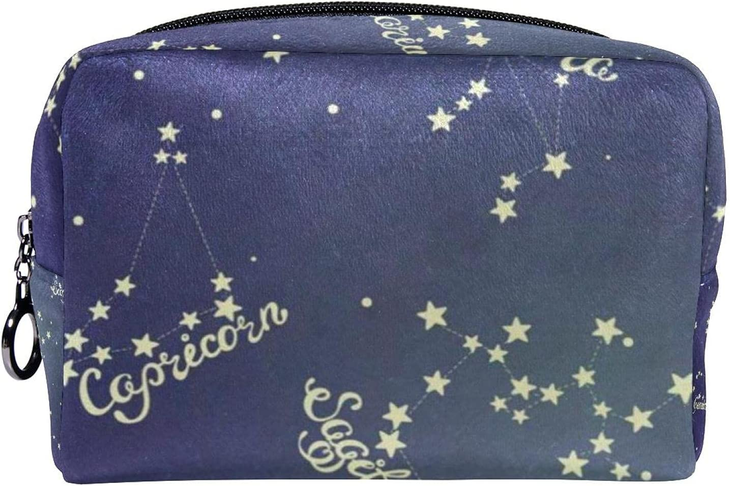 Makeup Bag Portable Travel Constellation Bags Cash special price ...