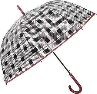 Paraguas mujer 61cm automatico y antiviento. Fantasia perros
