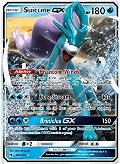 Suicune GX - 60/214 - Ultra Rare - Lost Thunder