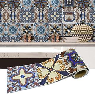 Per Pegatinas Decorativos Pared Adhesivos de Azulejos de Ba