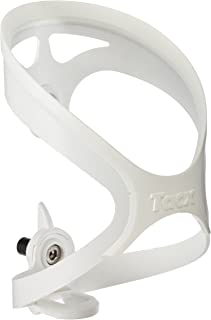 Tacx Tao Light Water Bottle Cage, White