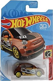 Hot Wheels Super Treasure Hunts Fiat 500, Daredevils Series 2/5