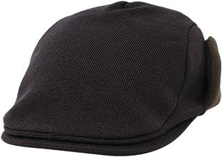 (ダックス) DAKS ハンチング ハンチング帽 ニットハンチング 耳あて フリース 防寒 日本製 秋冬
