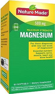 nature made magnesium 250