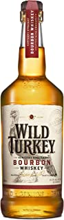 Wild Turkey 81 Proof Kentucky Straight Bourbon Whiskey, 70 cl