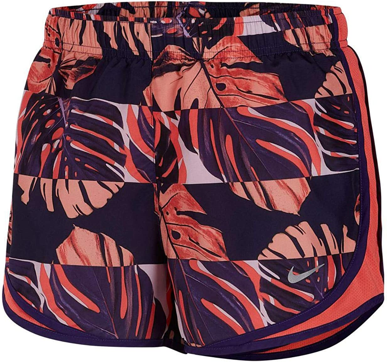 Nike Max 48% OFF Women's Tempo Direct stock discount Shorts Printed Running