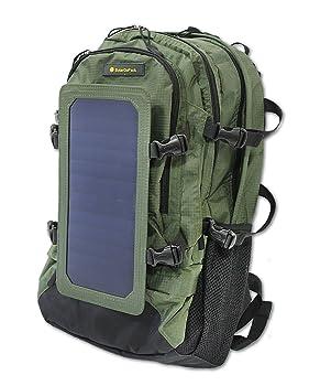 SolarGoPack Solar Powered 7W Backpack