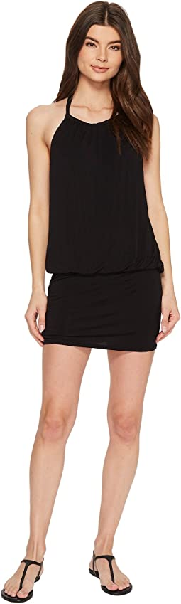 Laundry by Shelli Segal - Blouson Cover-Up Dress